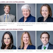 Halunen Law - 2016 Superlawyers & Rising Stars