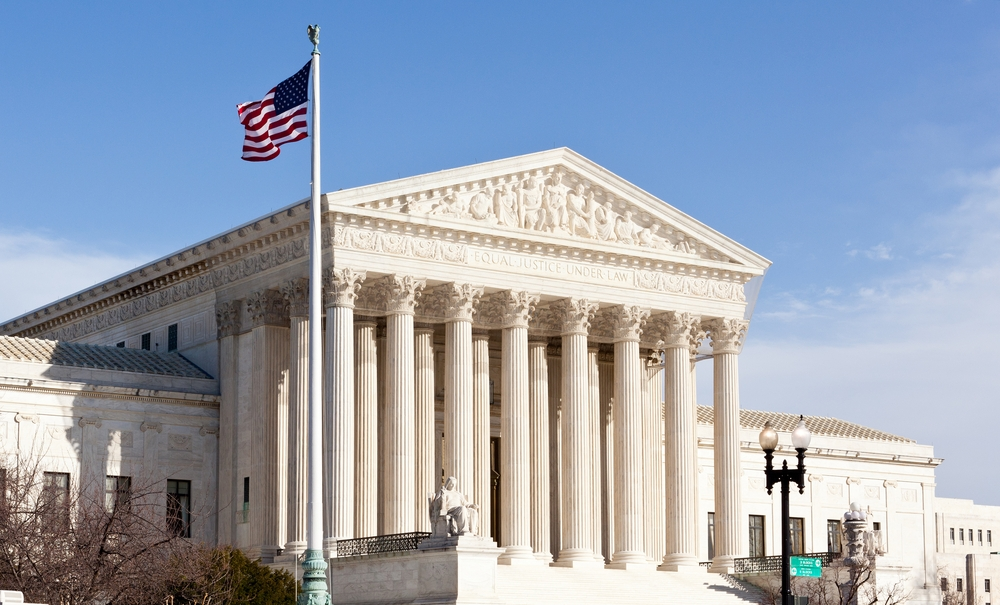 Halunen Law - US Supreme Court Building