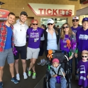 Stepping up to cure Alzheimer's: Halunen Law's Jennifer Vukelich-Seltz raises funds and awareness for the Alzheimer's Association