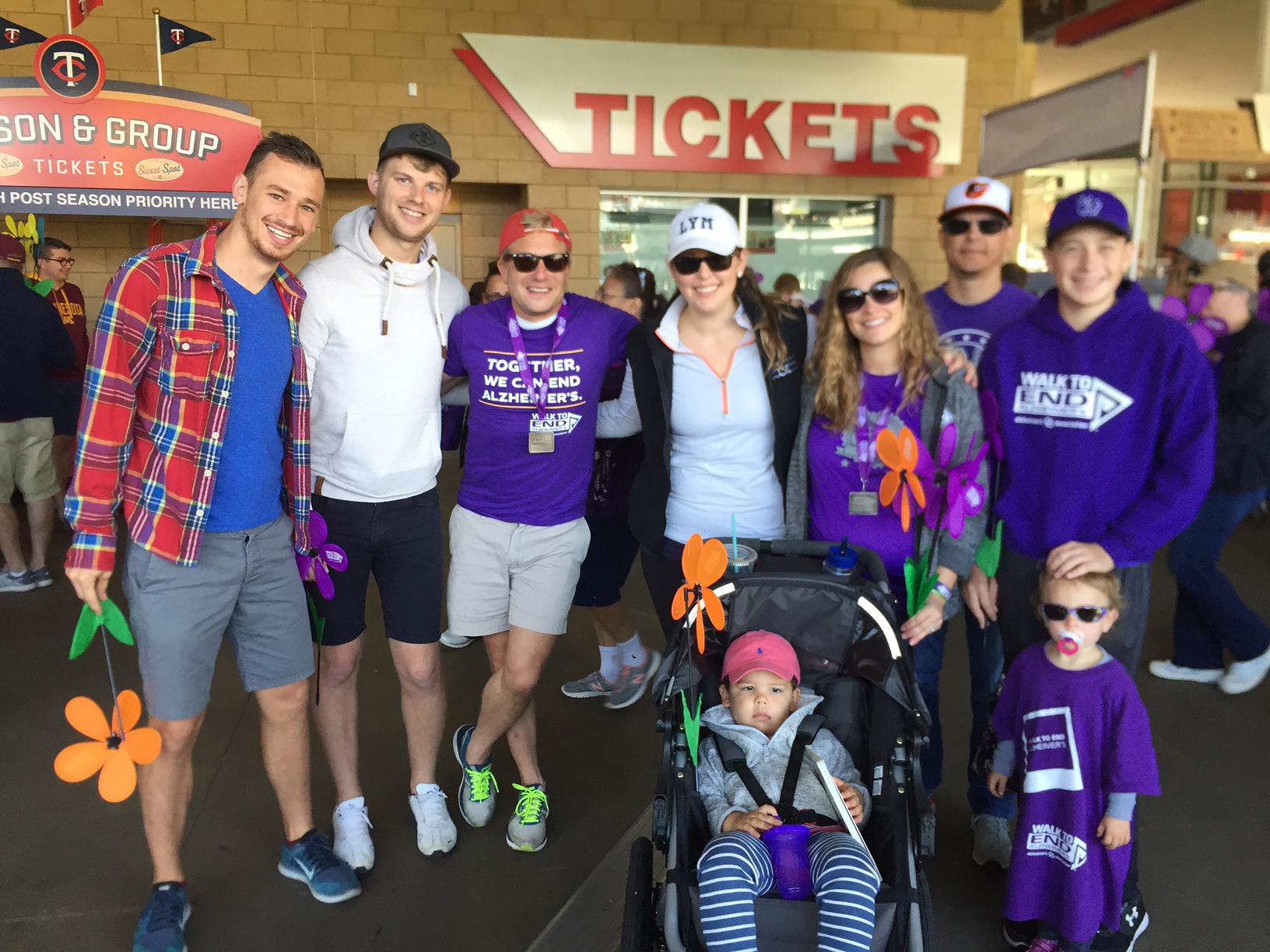 Stepping up to cure Alzheimer's: Halunen Law's Jennifer Vukelich-Seltz raises funds and awareness for the Alzheimer's Association