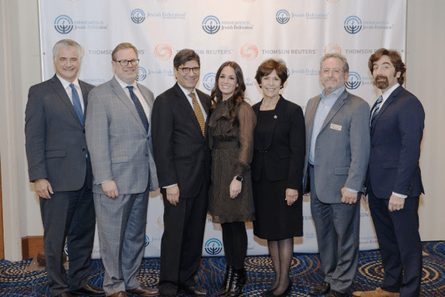 Halunen Law's Melissa Weiner honored at Twin Cities Cardozo Society Annual Dinner