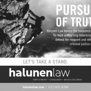 Halunen Law - Pursuit of Truth