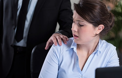 Halunen Law - What Constitutes Sexual Harassment