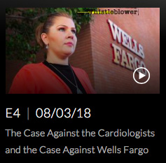 CBS Launches Whistleblower - S1E4