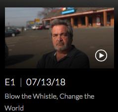 CBS Launches Whistleblower - S1E1