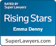 denny-super-lawyers-badge