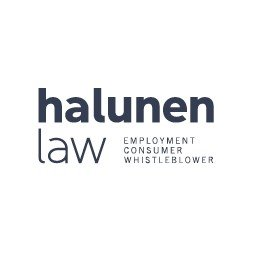 halunen law logo