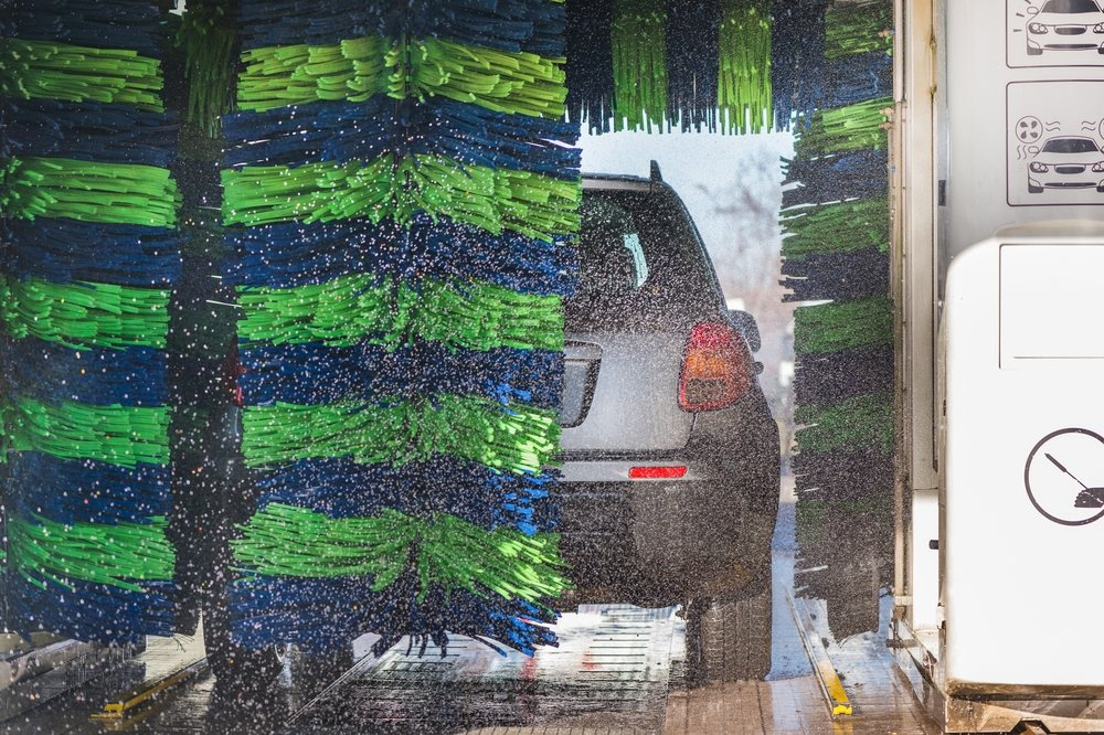 It May be Illegal for Car Wash Receipts to Expire