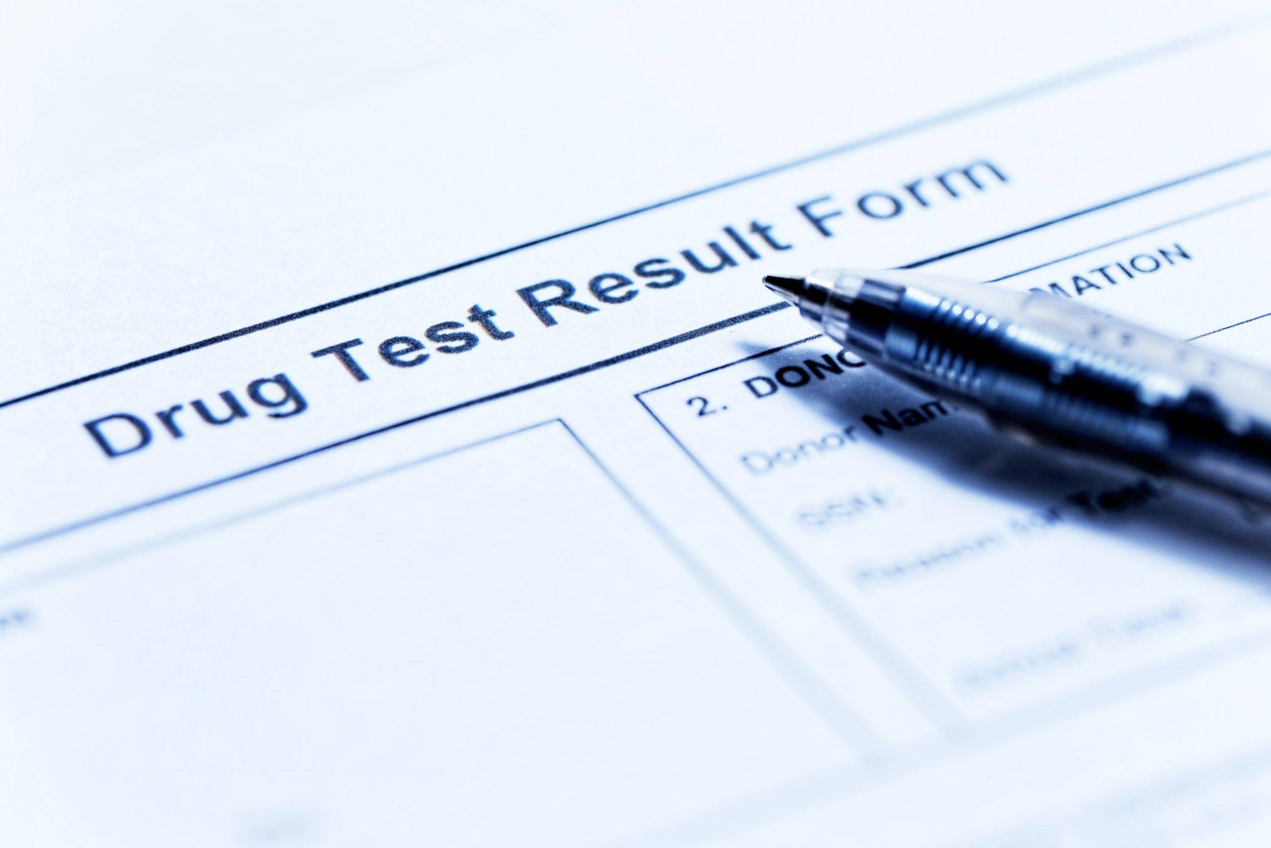 datwa minnesota drug test result form